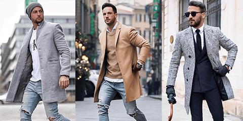 Comment choisir un manteau pour les hommes?